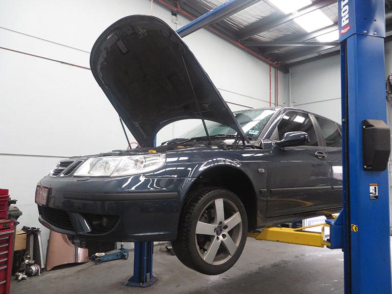 Saab service Mentone